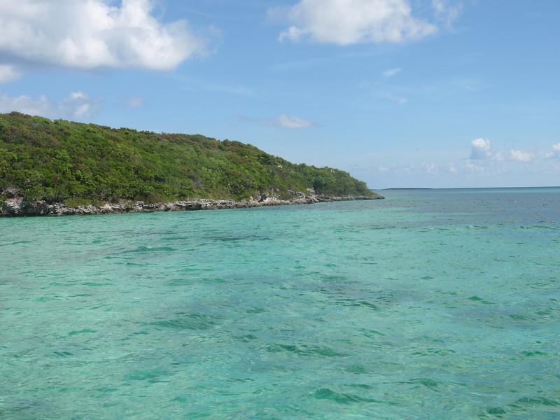 009_Great Stirrup Cay  Marine Life Encounter Eco Boat Tour