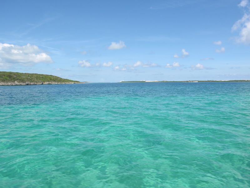 008_Great Stirrup Cay  Marine Life Encounter Eco Boat Tour