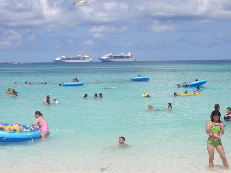 028_Great Stirrup Cay  Sea