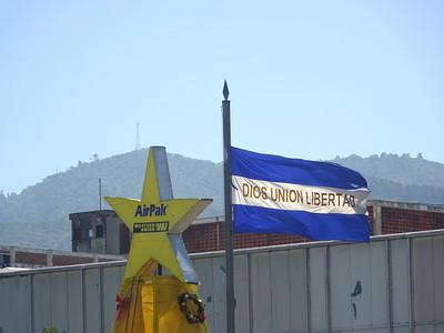 011_El Salvador Flag