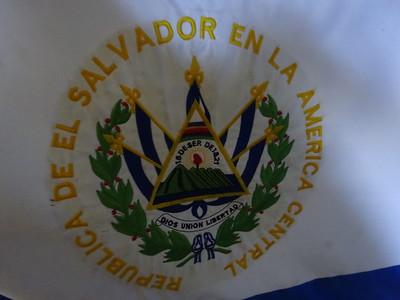 010_El Salvador Flag