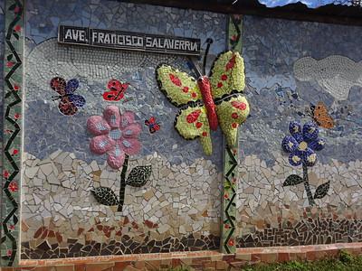 092_La Ruta De Los Flores  Mosaics