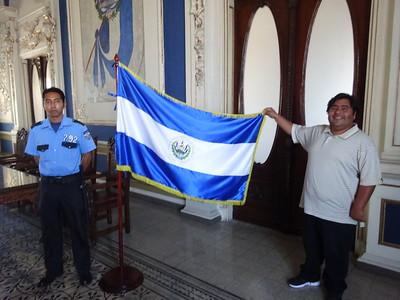009_El Salvador Flag  Roberto