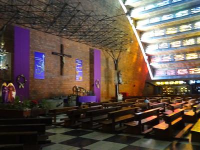 023_San Salvador  Iglesia El Rosario  The Stainglass Rainbow