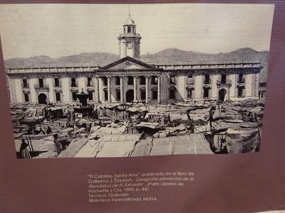 027_San Salvador  National Palace  Plaza Civica or Plaza Gerardo Barrios