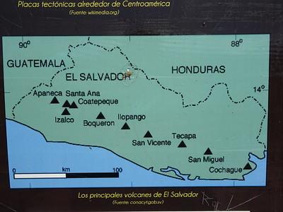 004_El Salvador Volcanoes