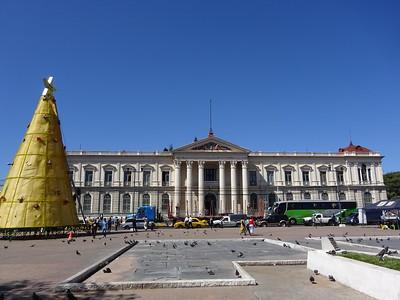 028_San Salvador  National Palace  Plaza Civica or Plaza Gerardo Barrios
