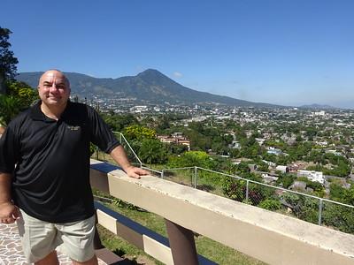 014_San Salvador  Panoramic View  San Salvador Volcano  JDP