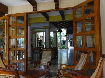 295_Granada  Parque Central  Colonial Architecture  The Alhambra Hotel