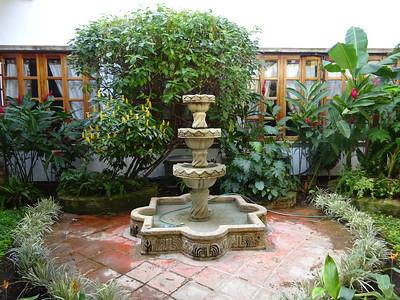 293_Granada  Parque Central  Colonial Architecture  The Alhambra Hotel
