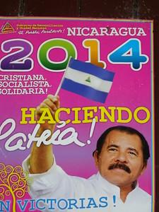 011_Nicaragua  Daniel Ortega  President
