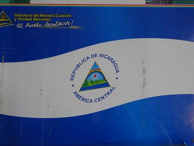 008_Nicaragua  Flag