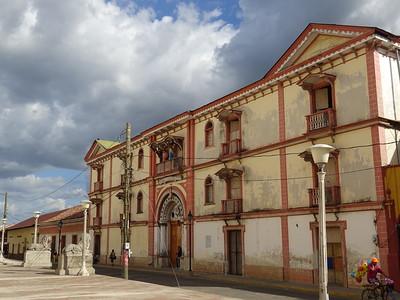 033_Leon  Parque Central  Seminario Canciliar de San Ramon  1680
