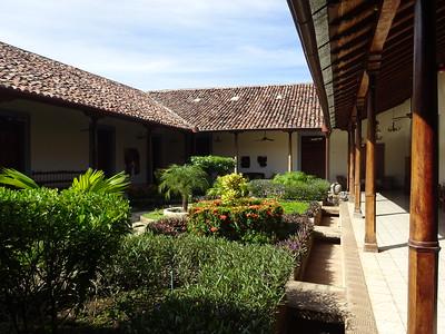 304_Granada  Colonial Architecture  The Hotel La Bocona