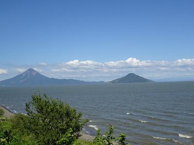013_Nicaragua  Ruta Colonial Y De Los Volcanes  Lake Managua
