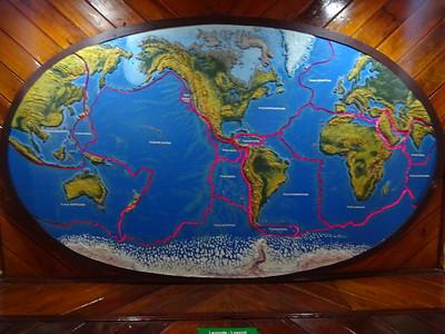 005_Nicaragua  Volcanoes and Seismic activities