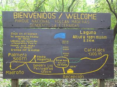 208_Lake Nicaragua  Omotepe Island  Balgue  Finca Magdalena  Reserva Natural Volcan Maderas  Sendero La Laguna
