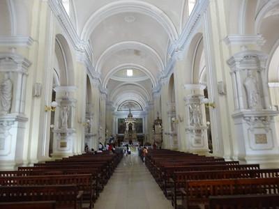 036_Leon  Parque Central  Basilica Catedral De La Asuncion  1767-1860  UNESCO  Baroques Elements