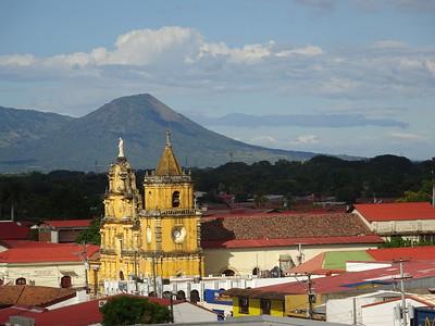 042_Leon  Panoramic View  Iglesia La Recoleccion  1786