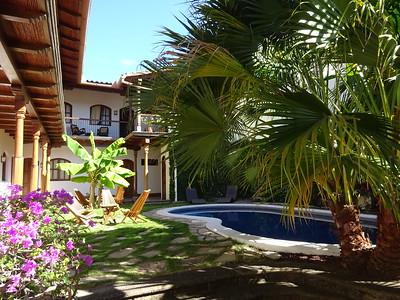 225_Granada  Colonial Architecture  Hotel El Patio del Malinche