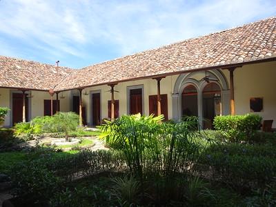 305_Granada  Colonial Architecture  The Hotel La Bocona