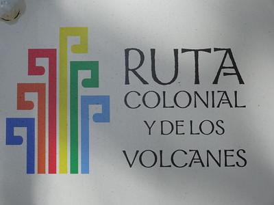 012_Nicaragua  Ruta Colonial Y De Los Volcanes