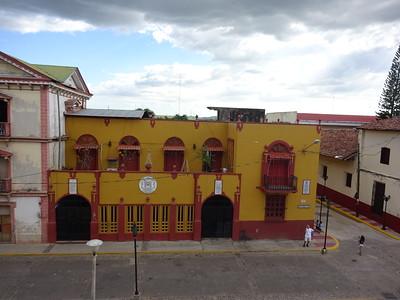 034_Leon  Parque Central  Palazio Episcopal