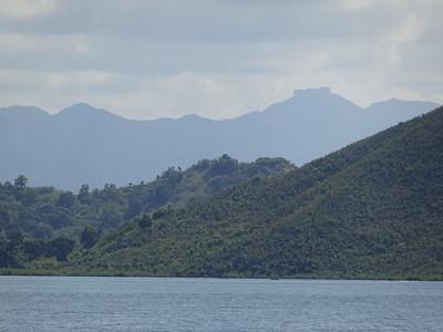 19_Haiti  Milot  Palais San-Souci et Citadelle La Ferriere