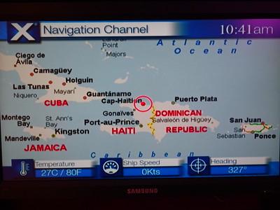 01_La Hispaniola  Haiti  Labadee