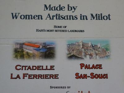 20_Haiti  Milot  Palais San-Souci et Citadelle La Ferriere