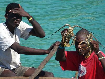 16_Haiti  Labadee  Carribean Sea  Seafood