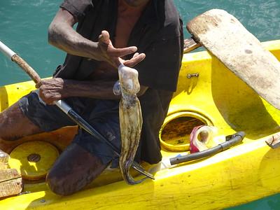 18_Haiti  Labadee  Carribean Sea  Seafood