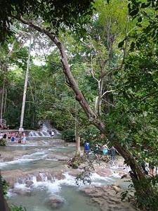 12_Jamaica  Ocho Rios  Dunn`s River Falls and Park