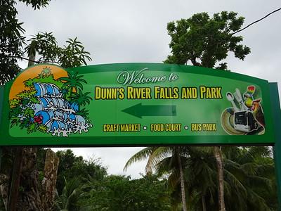 10_Jamaica  Ocho Rios  Dunn`s River Falls and Park
