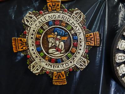 14_Mexico  Coba  Mayan Calendar