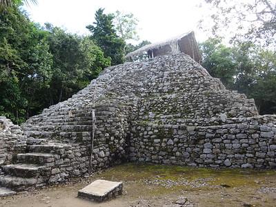 29_Mexico  Coba  Mayan Archeological Site