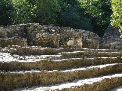 20_Mexico  Coba  Mayan Archeological Site