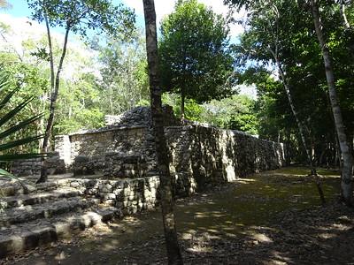 38_Mexico  Coba  Mayan Archeological Site