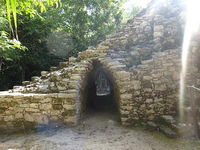 25_Mexico  Coba  Mayan Archeological Site