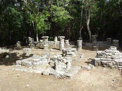31_Mexico  Coba  Mayan Archeological Site