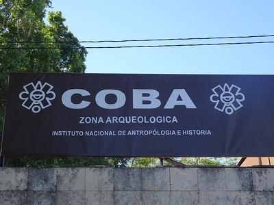 15_Mexico  Coba  Mayan Archeological Site