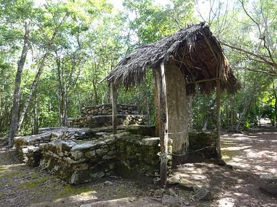 37_Mexico  Coba  Mayan Archeological Site