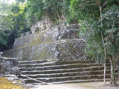 22_Mexico  Coba  Mayan Archeological Site
