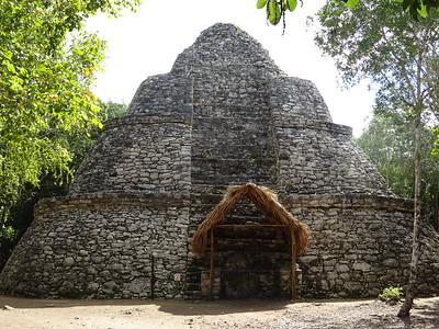 43_Mexico  Coba  Mayan Archeological Site