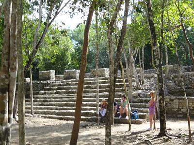 42_Mexico  Coba  Mayan Archeological Site