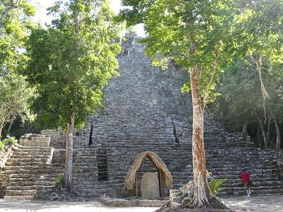19_Mexico  Coba  Mayan Archeological Site