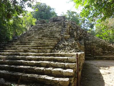 24_Mexico  Coba  Mayan Archeological Site