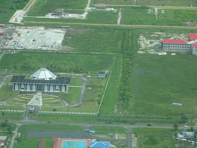 010_Georgetown, Capital of Guyana, Aerial View