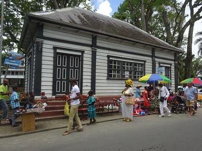 018_Paramaribo  Fort Zeelandia