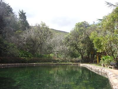 215_Villa de Leyva  Hosteria del Molino  La Mesopotamia  1568  Natural Spring Water Pool